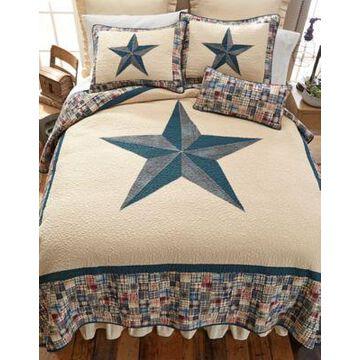 Donna Sharp Austin Star Queen Quilt, 65226