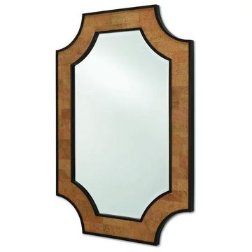 Currey and Company Reina Mirror, Large