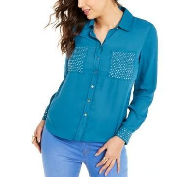 Thalia Sodi Studded Shirt, Created For Macy's