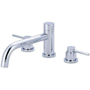 Two Handle Roman Tub Set-4MT610