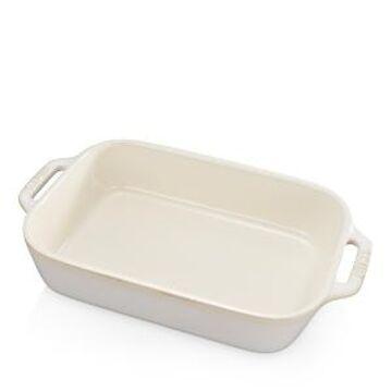 Staub Ceramic 10.5 x 7.5 Rectangular Dish