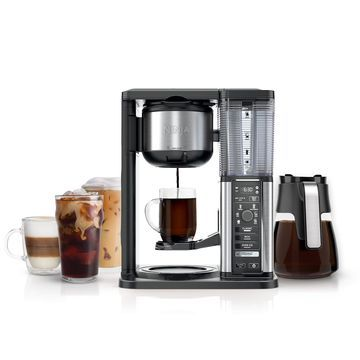 Ninja Specialty Coffee Maker with Glass Carafe (CM401)