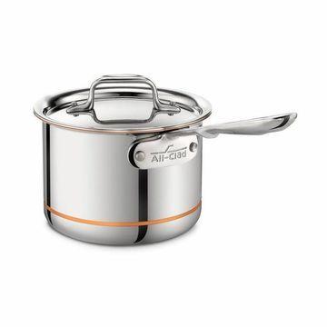 All-Clad Copper Core 2 Qt. Sauce Pan w/Lid