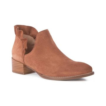 Seychelles Renowned Suede Bootie