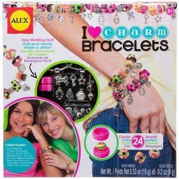 ALEX Toys Charm Bracelet Kit