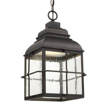Lanier Old Bronze LED Outdoor Hanging Lantern