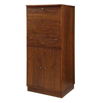 ACME Wiesta Wine cabinet in Walnut