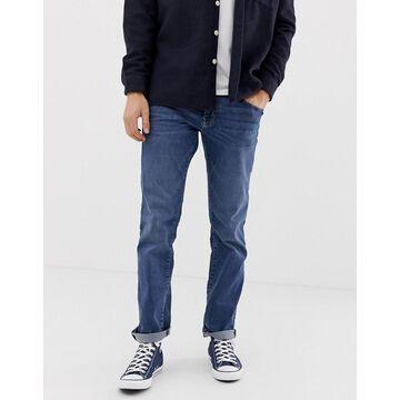 Esprit straight fit jean in light blue wash