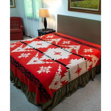 Inca King Blanket