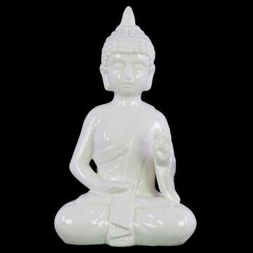 Ceramic Figurine, Gloss White