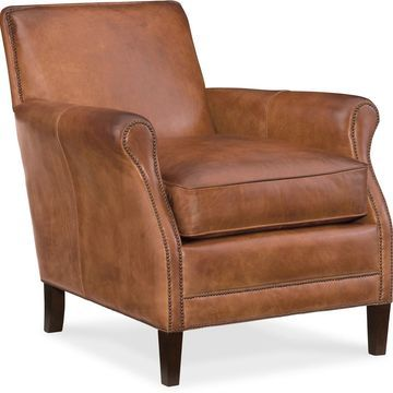 Hooker Furniture Living Room Royce Club Chair