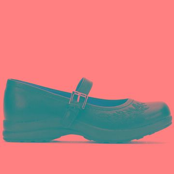 Self Esteem Little Kid & Big Kid Kristen Children's Shoe (Black - Size 2.5 - Little Kid)