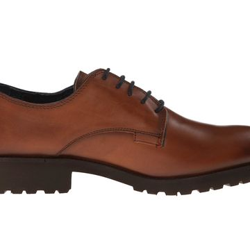 Pikolinos Mens Cuero Leather Lace Up Dress Oxfords