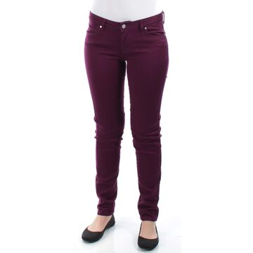 CELEBRITY PINK Womens Brown Skinny Jeans Size: 5