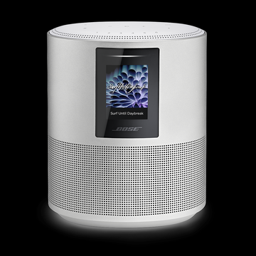Bose Home Speaker 500 Refurbished Luxe Silver