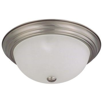 Nuvo Lighting 60/3313 3 Light Down Lighting Flush Mount Ceiling Fixture