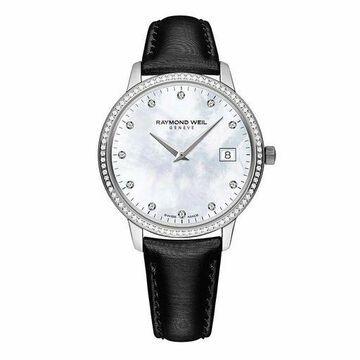 Raymond Weil Toccata Diamond Ladies Watch 5388-SLS-97081