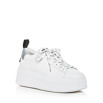 Ash Women's Moon Platform Low-Top Sneakers