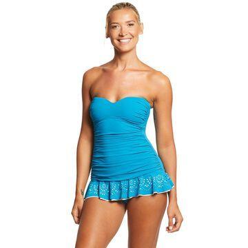Profile by Gottex Enchantment Bandeau Swim Dress