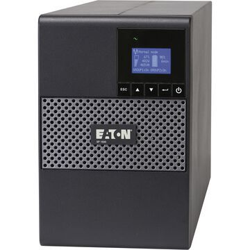 Eaton 5P Tower UPS - 1440 VA/1100 W - 132 V AC - 4 Minute - Tower - 4 Minute - 8 x NEMA 5-15R