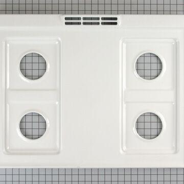 Kenmore Range/Stove/Oven Part # WB62K10001 - Metal Cooktop - Genuine OEM Part