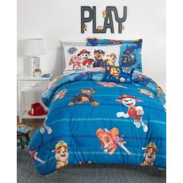 Paw Patrol 8-Pc. Full/Queen Comforter Set Bedding