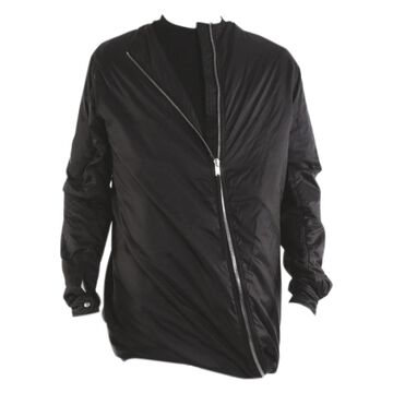 Rick Owens Black Synthetic Tops
