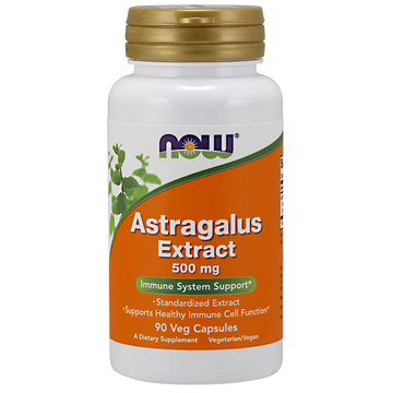 Astragalus 500mg Now Foods 90 VCaps