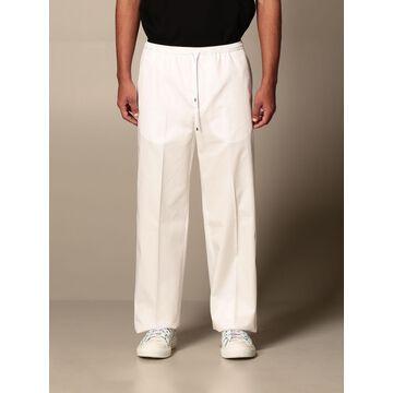 Valentino cotton jogging trousers