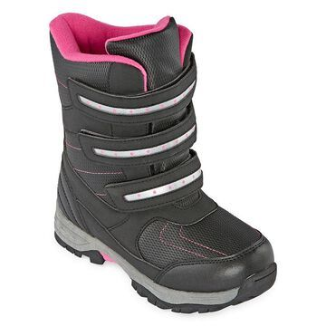 Totes Little Kid/Big Kid Girls Madison Insulated Winter Boots