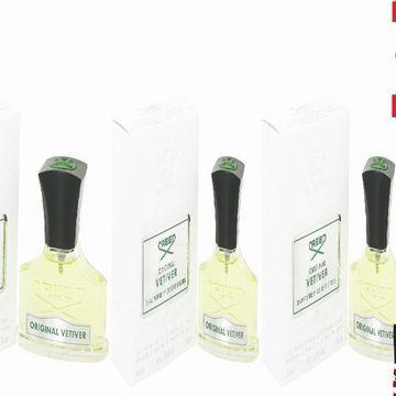 3 Pack Original Vetiver by Creed Millesime Spray 1 oz for Men