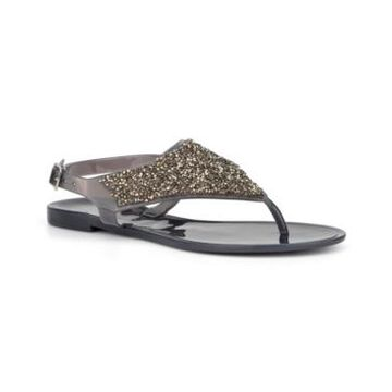 Olivia Miller Women's Alessano Jelly Sandals Women's Shoes