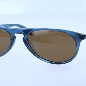 Polaroid PLP 0101 YF9 Men's Sunglasses Blue Size 54