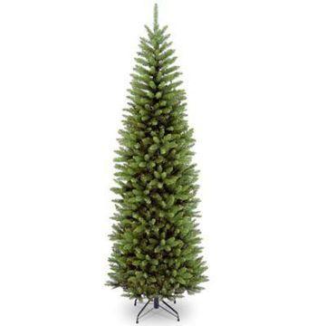 National Tree Company 16-Foot Kingswood Fir Pencil Christmas Tree