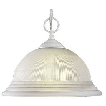 Volume Lighting V1720 1 Light Pendant