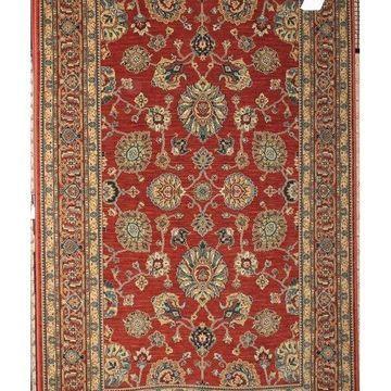Karastan Sovereign Sultana Red Rug, 8'8
