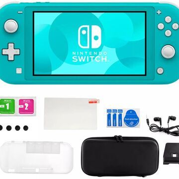 Nintendo Switch Lite with Accessory Kit