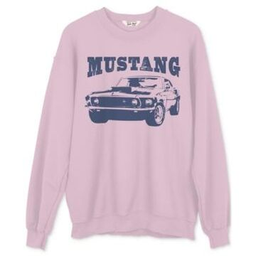 Junk Food Mustang Graphic Sweatshirt
