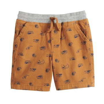 Toddler Boy Jumping Beans Pull On Twill Shorts
