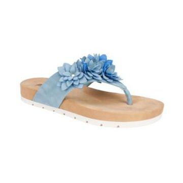 Cliffs by White Mountain Terris Comfort Thong Sandals Women's Shoes