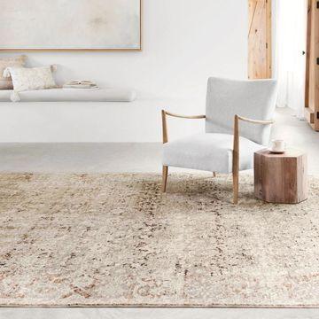 Alexander Home Morisa Collection Traditional Inspired Area Rug