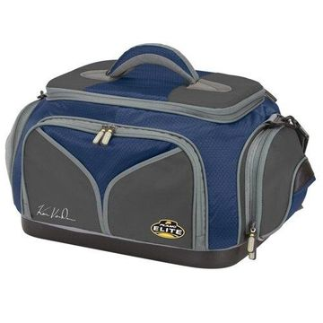 Plano Elite KVD Tackle Bag w/5 utilities -colors: blue/gray