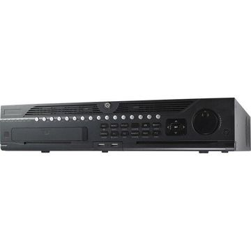Hikvision Embedded NVR - Network Video Recorder - MPEG-4, H.264, H.265, H.264+ Formats - 1 Audio In - 2 Audio Out - 2 VGA Out - HDMI