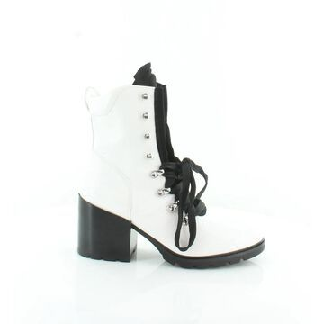 Kendall + Kylie Spencer 4 Women's Boots White