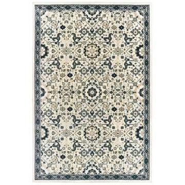 Oriental Weavers Bowen 073J2 Ivory/Navy 3'10