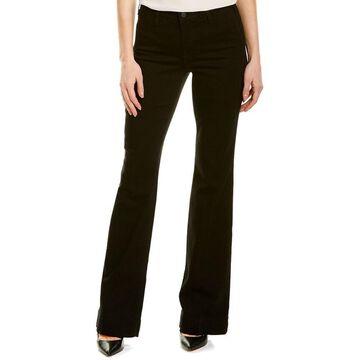 Nydj Black Modern Trouser