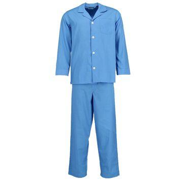 Fruit of the Loom Men's Long Sleeve Pajama Set