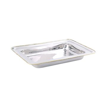 Old Dutch International Rectangular Stainless Steel Food Pan