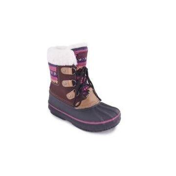 London Fog Little Girls Snow Boots