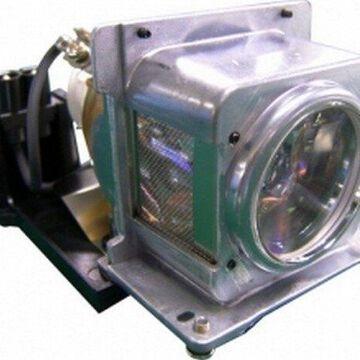 Sanyo PLC-WX410 Projector Housing with Genuine Original OEM Bulb